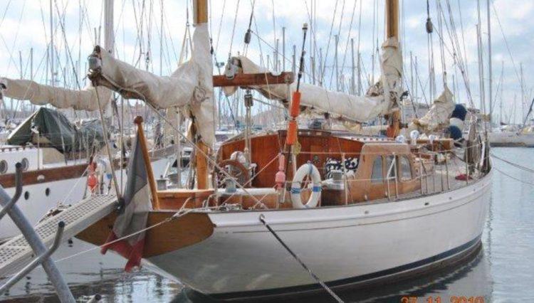 Voilier Matthiessen Yawl Milos II Agde  à  vendre 2