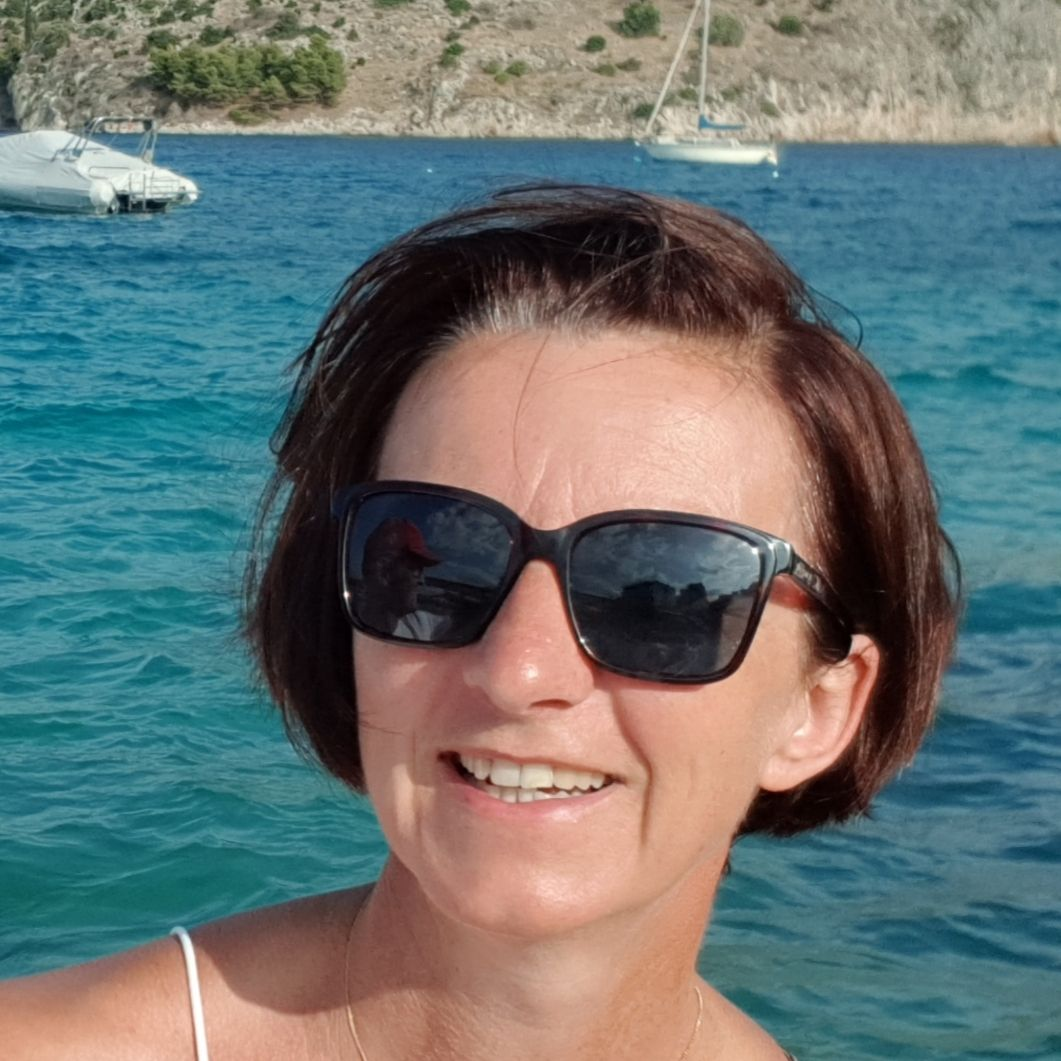 Anne Casari - yacht broker for aventure oceane