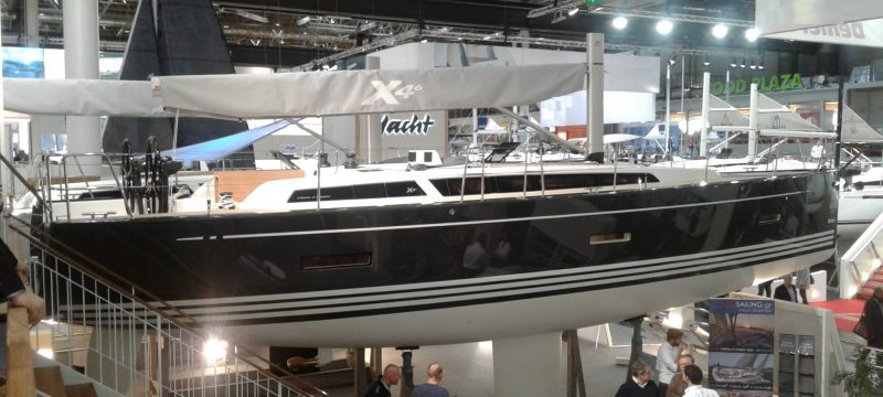 Aventure Océnane - X-Yachts - X46