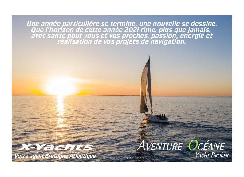 Voeux 2021 Aventure Océane